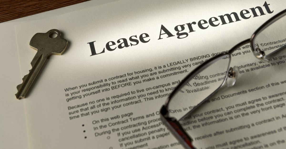 Lease Agreement Website Hoffman Kelly